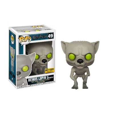 Figura Funko POP! Vinyl 49 Remus Lupin Warewolf Harry Potter