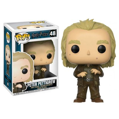 Figura Funko POP! Vinyl 48 Peter Pettegrew Harry Potter