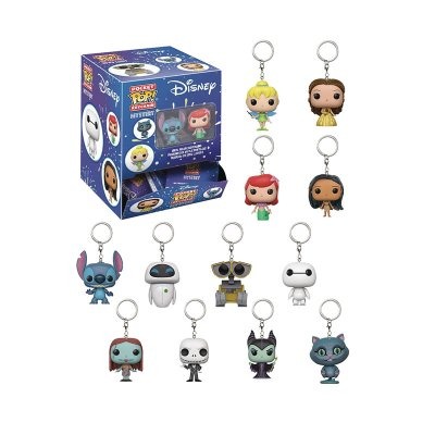 Sobres llaveros Funko Mystery Pocket POP! Disney serie 1