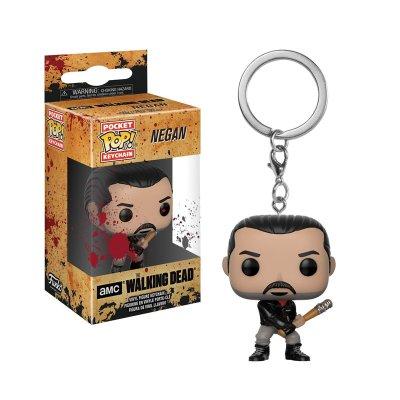 Llavero Funko Pocket POP! Keychain Negan The Walking Dead