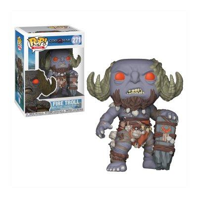 Figura Funko POP! Vynil 271 Fire Troll God of War