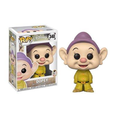 Figura Funko POP! Vynil 340 Tontín Blancanieves Disney