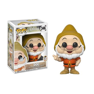 Figura Funko POP! Vynil 346 Doc Blancanieves Disney