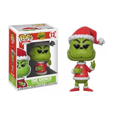 Figura Funko POP! Vynil 12 El Grinch Santa Claus