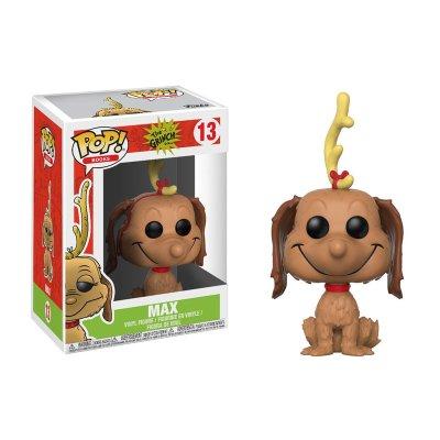 Figura Funko POP! Vynil 13 Max el Perro El Grinch