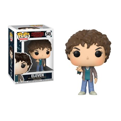 Figura Funko POP! Vinyl 545 Eleven Stranger Things