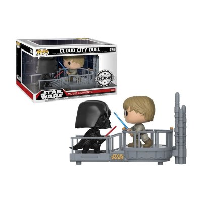 Wholesaler of Figura Funko POP! Vynil 226 Cloud City Duel Star Wars Movie Moments(Ed.Limitada)