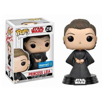 Figura Funko POP! Vynil Bobble 218 Star Wars Princesa Leia (Ed.Limitada)