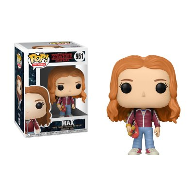 Figura Funko POP! Vynil 551 Max Stranger Things