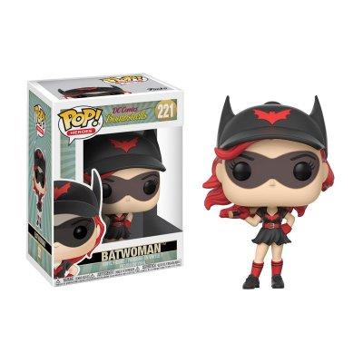 Figura Funko POP! Vynil 221 Batwoman DC Bombshells
