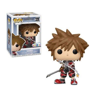 Figura Funko POP! Vynil 329 Sora Kingdom Hearts (Ed. Exclusiva)