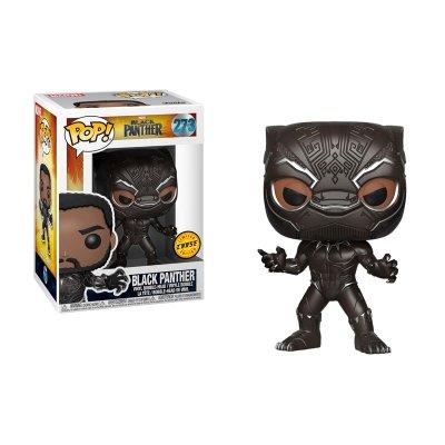 Figura Funko POP! Vynil Bobble 273 Pantera Negra (Ed.Chase)
