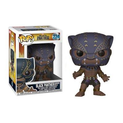 Figura Funko POP! Vynil Bobble 247 Marvel Black Panther