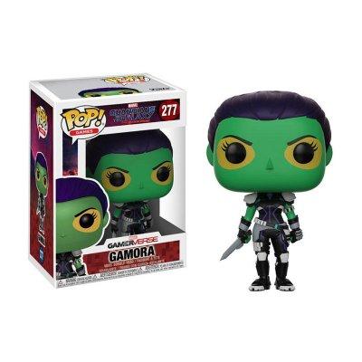 Figura Funko POP! Bobble 277 Gamora Guardianes de la Galaxia