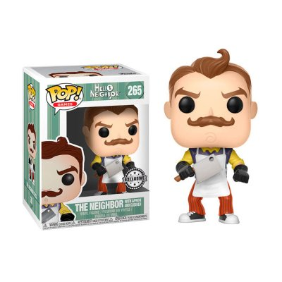 Wholesaler of Figura Funko POP! Vynil 265 The Neighbor c/cuchillo Hello Neighbor (Ed.Limitada)