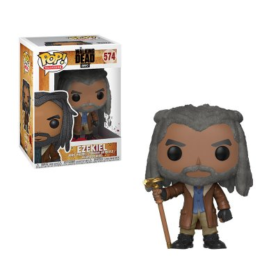 Figura Funko POP! Vynil 574 Ezekiel The Walking Dead