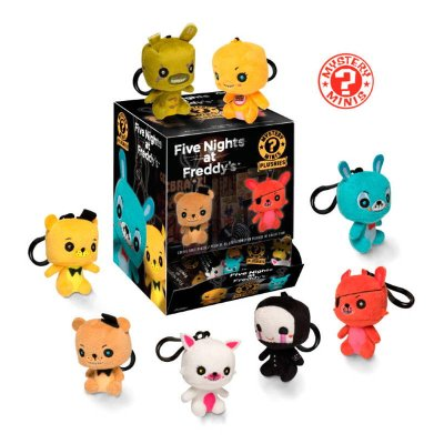 Wholesaler of Sobres llaveros peluche Funko Mystery Minis Plushies FNAF