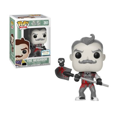 Wholesaler of Figura Funko POP! Vynil 261 The Neighbor b/n Hello Neighbor (Ed.Limitada)