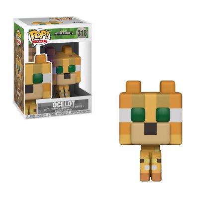 Figura Funko POP! Vynil 318 Ocelot Minecraft