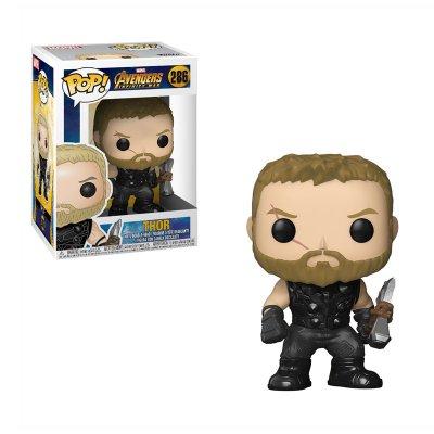 Figura Funko POP! Vynil Bobble 286 Los Vengadores Infinity War Thor