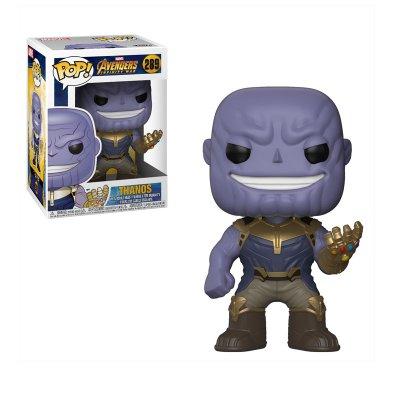 Figura Funko POP! Vynil Bobble 289 Los Vengadores Infinity War Thanos