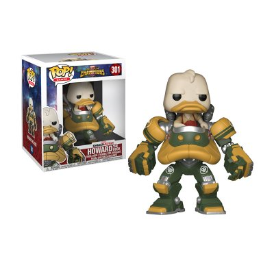 Figura Funko POP! Vynil Bobble 301 Howard Contest of Champions Marvel