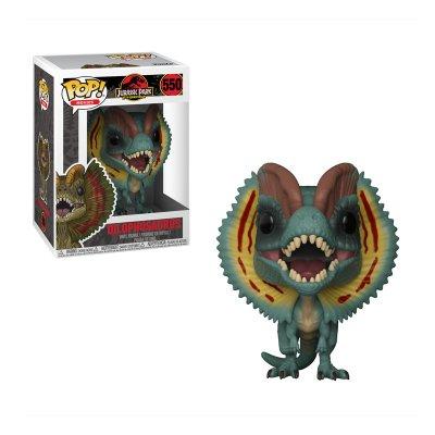 Figura Funko POP! Vynil 550 Dilophosaurus Jurassic Park