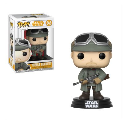 Figura Funko POP! Vynil Bobble 242 Tobias Beckett Star Wars Han Solo