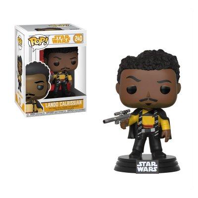Figura Funko POP! Vynil Bobble 240 Lando Calrissian Star Wars Han Solo