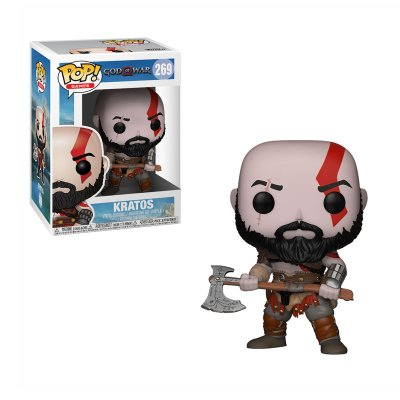 Figura Funko POP! Vynil 269 Kratos God of War