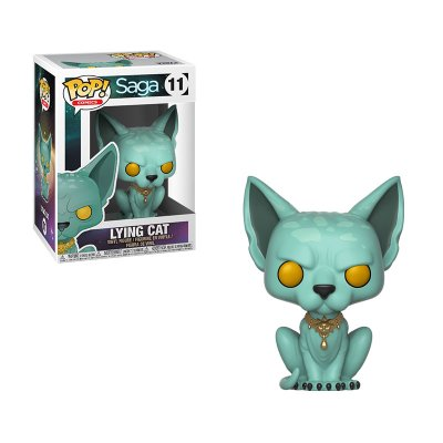 Figura Funko POP! Vynil 11 Lying Cat Saga