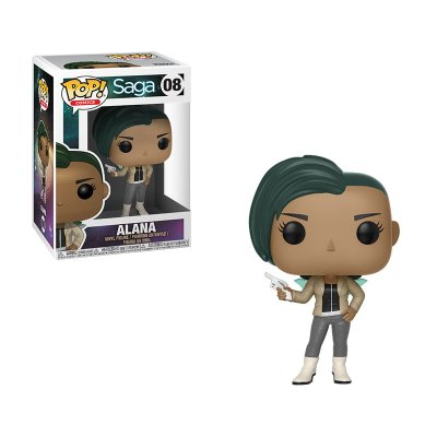 Figura Funko POP! Vynil 08 Alana Saga