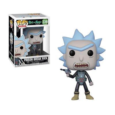 Figura Funko POP! Vynil 339 Prison Escape Rick Rick y Morty