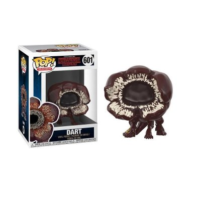 Figura Funko POP! Vynil 601 Dart Demogorgon Stranger Things