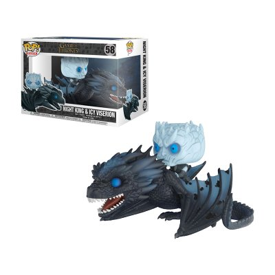 Figura Funko POP! Vynil 58 Juego de Tronos Night King