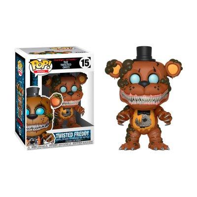 Figura Funko POP! Vynil 15 FNAF Twisted Freddy