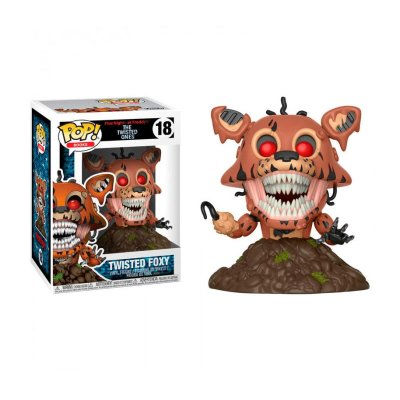 Figura Funko POP! Vynil 18 FNAF Twisted Foxy