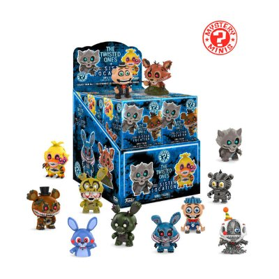 Funko Mystery Minis FNAF Twisted One Sister Location