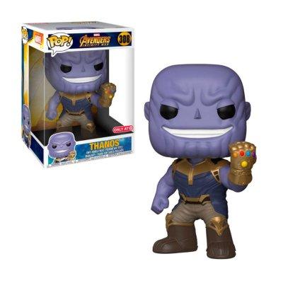 Figura Funko POP! 308 Thanos Los Vengadores Infinity War 25cm (Ed.Limitada)