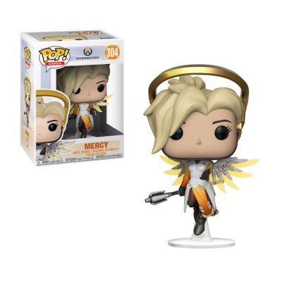 Figura Funko POP! Vynil 304 Mercy Overwatch