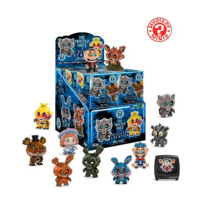 Funko Mystery Minis FNAF The Twisted Ones Sister Location (Ed.Limitada)