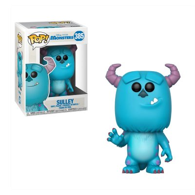 Figura Funko POP! Vynil 385 Sulley Monsters Inc