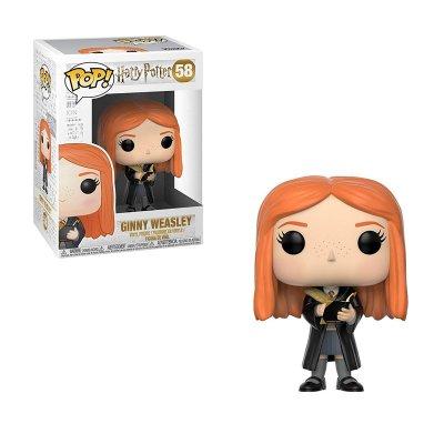 Figura Funko POP! Vinyl 58 Ginny Weasley c/ diario Harry Potter