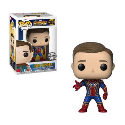 Wholesaler of Figura Funko POP! Vinyl 305 Los Vengadores Infinity War Iron Spider (Ed.Limitada)