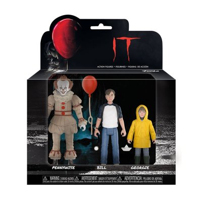 Wholesaler of Figura Funko POP! Action Figures Pack Pennywise Bill Georgie It