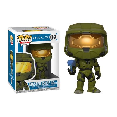 Figura Funko POP! Vynil 07 Master Chief Halo