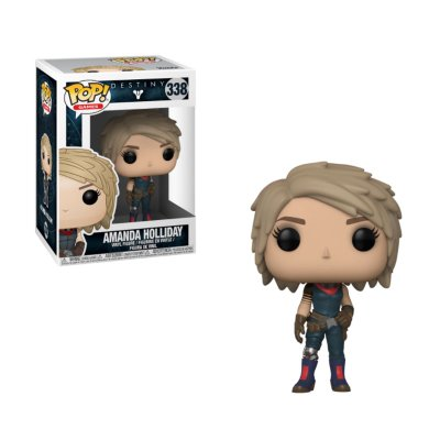 Figura Funko POP! Vynil 338 Amanda Holliday Destiny S2