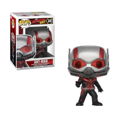 Figura Funko POP! Vynil Bobble 340 Marvel Ant-man Ant-Man and the Wasp