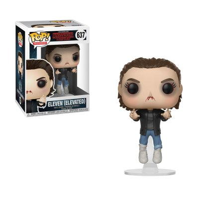 Figura Funko POP! Vynil 637 (Elevated) Eleven Stranger Things