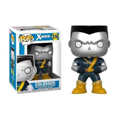Figura Funko POP! Vynil Bobble 316 X-Men Colossus (Ed.Limitada)
